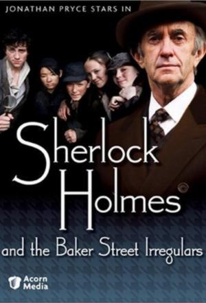 affiche Sherlock Holmes and the Baker Street Irregulars