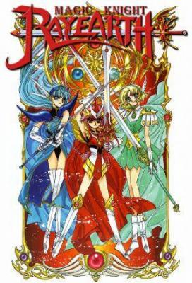 affiche Magic Knight Rayearth
