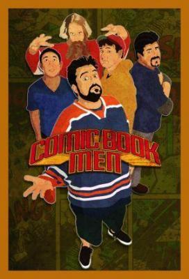 affiche Comic Book Men