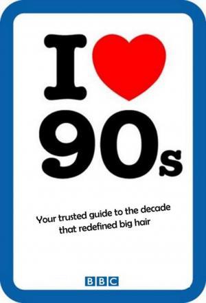 affiche I Love 1990's