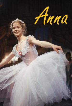 affiche Anna Ballerina