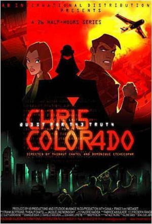 affiche Chris Colorado