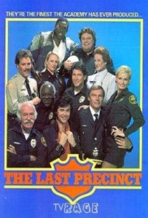 affiche The Last Precinct