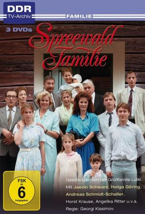 affiche Spreewaldfamilie