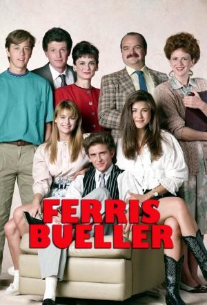 affiche Ferris Bueller