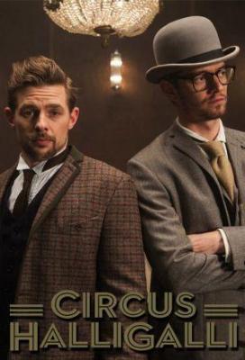 affiche Circus Halligalli