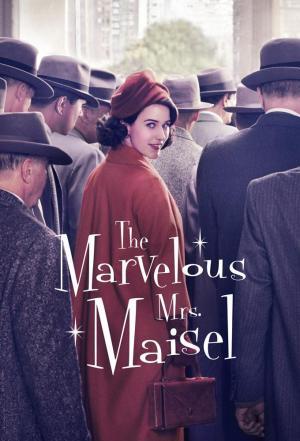 affiche La fabuleuse Mme Maisel