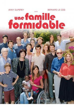 affiche Une famille formidable