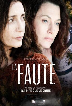 affiche La Faute