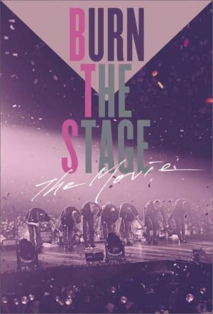 affiche BTS: Burn the Stage: The Movie