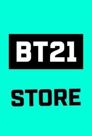 affiche BT21: STORE