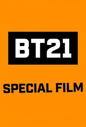 affiche BT21: SPECIAL FILM
