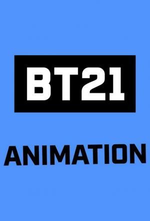 affiche BT21: ANIMATION