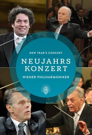 affiche The New Year's Concert by Vienna Philharmonic Orchestra