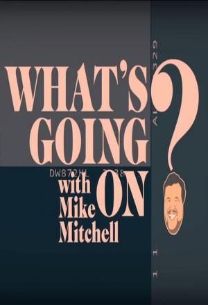 affiche What's Going On? with Mike Mitchell