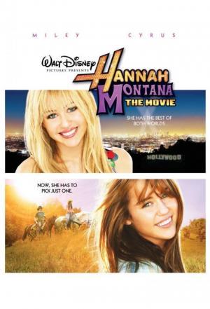 affiche Hannah Montana. The Movie