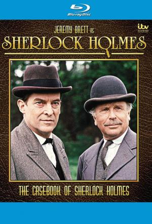 affiche The Case-Book of Sherlock Holmes