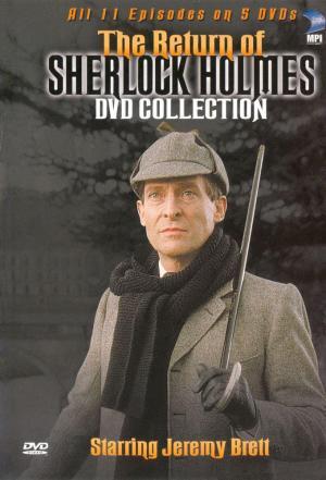 affiche The Return of Sherlock Holmes