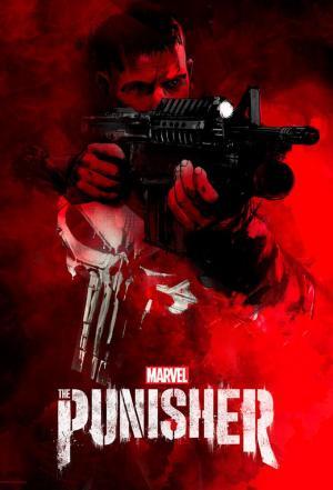 affiche Marvel's The Punisher