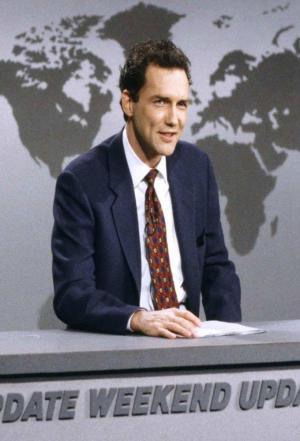 affiche Norm Macdonald's Weekend Update