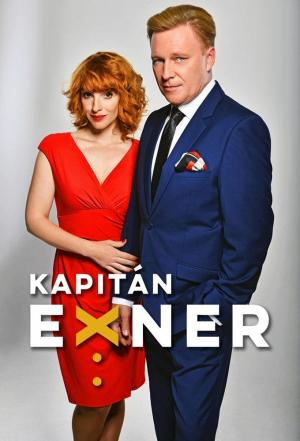 affiche Kapitán Exner