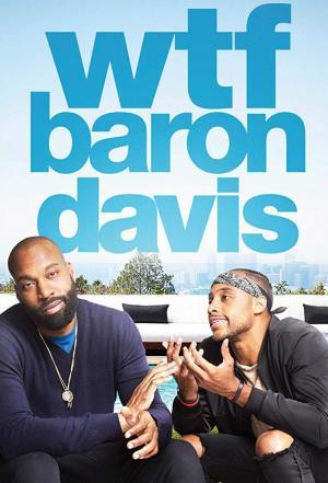 affiche WTF, Baron Davis