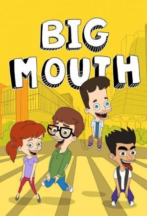 affiche Big Mouth