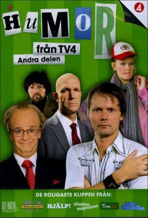 affiche Humor från TV4