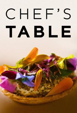 affiche Chef's Table