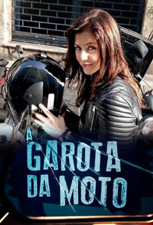 affiche A Garota da Moto