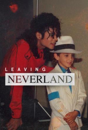 affiche Leaving Neverland