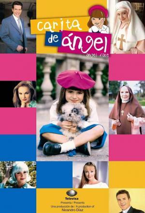affiche Carita de Ángel