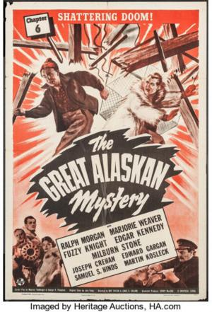 affiche The Great Alaskan Mystery