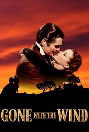 affiche Gone with the Wind