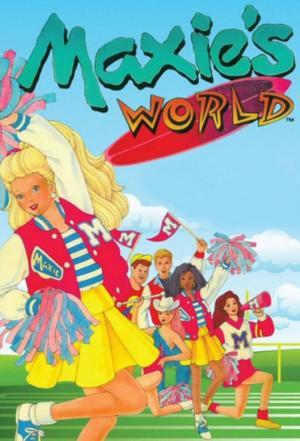 affiche Maxie's World