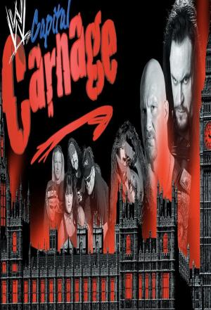 affiche WWE Capital Carnage