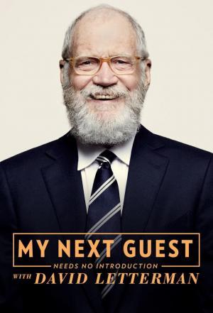 affiche Mon prochain invité n'est plus à présenter Avec David Letterman