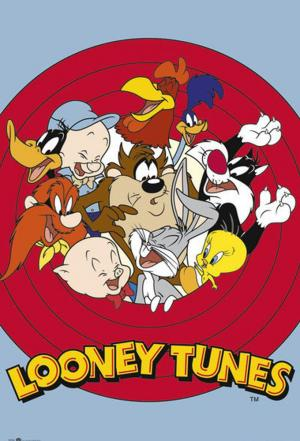 affiche Looney Tunes Collection