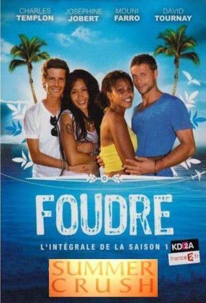 affiche Foudre