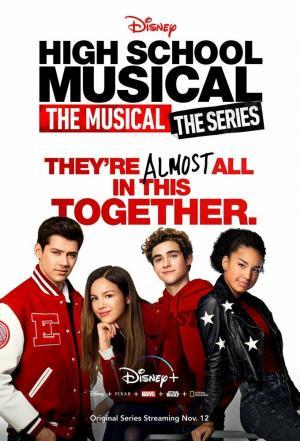 affiche High School Musical : La Comédie Musicale : La Série