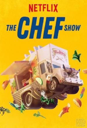 affiche The Chef Show
