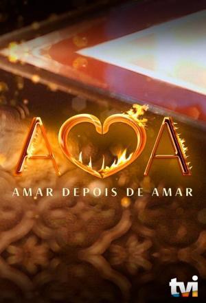affiche Amar Depois de Amar