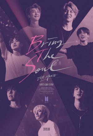 affiche BTS: Bring the Soul: Le Film