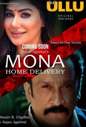 affiche Mona Home Delivery