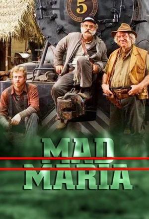 affiche Mad Maria