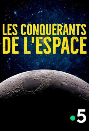 affiche Les conquérants de l'espace