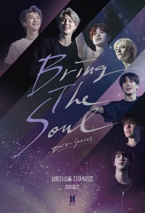 affiche Bring The Soul: Docu-Series