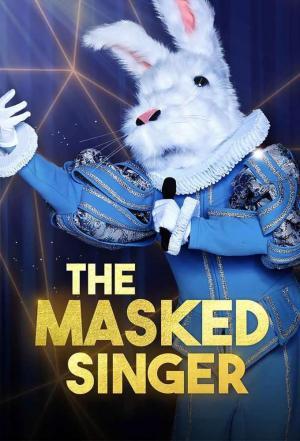 affiche The Masked Singer (NL)