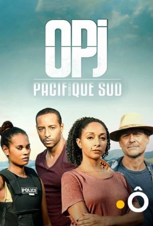 affiche OPJ Pacifique Sud