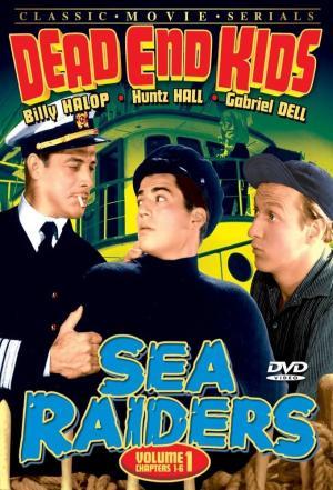 affiche Sea Raiders
